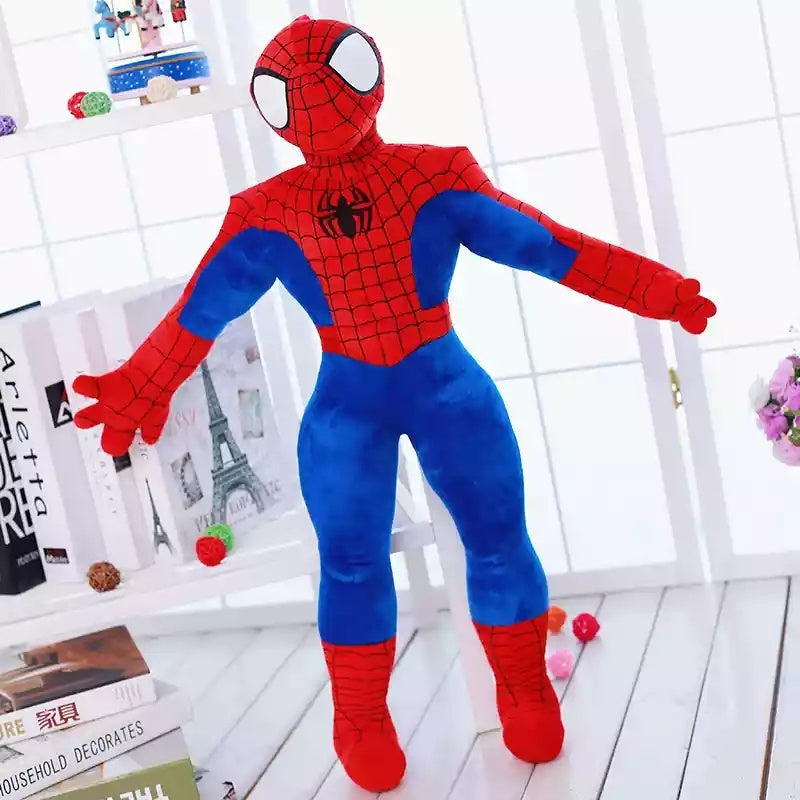 Marvel's Spider-Man Stuff Toy (4410354466925)