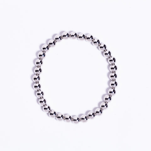 Bubble Bracelet in Silver