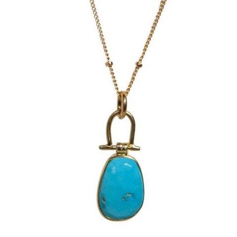 Turquoise LUX Necklace