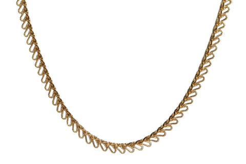 Bruna Choker in Gold