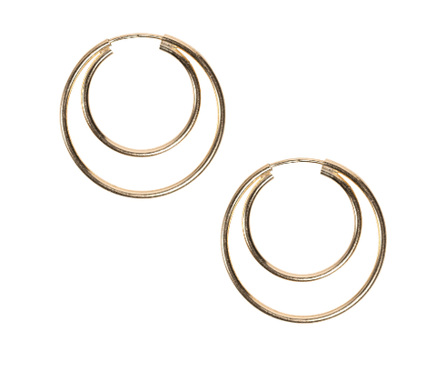 Double Hoop Hoops