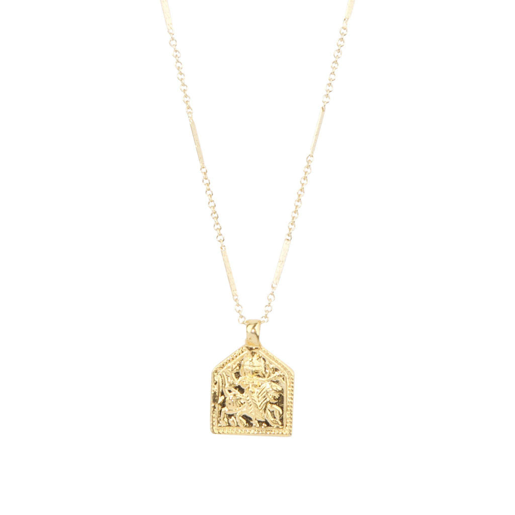House of Buddha Necklace-Necklaces-Waffles & Honey Jewelry-Waffles & Honey Jewelry