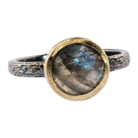 Khaleesi Ring in Labradorite
