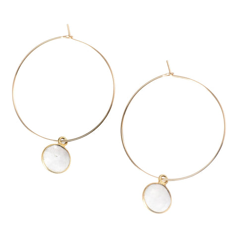 Margi Hoops in Moonstone