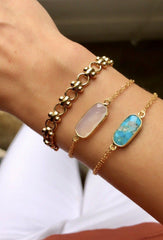 Sabrina Bracelet-bracelet-Waffles & Honey Jewelry-Waffles & Honey Jewelry