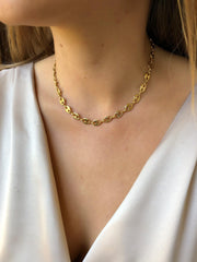 Sicily Choker-Necklaces-Waffles & Honey Jewelry-Waffles & Honey Jewelry