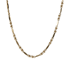Victoria Choker in Gold-Necklaces-Waffles & Honey Jewelry-Waffles & Honey Jewelry