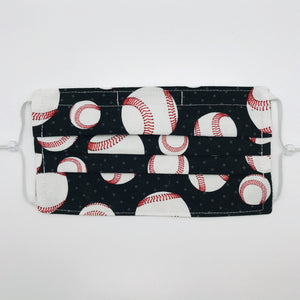 Baseball Face Mask for Kids