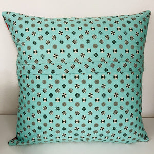 Holiday Hommies Quilted Pillow
