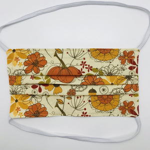 Give Thanks Face Mask with Filter Pocket