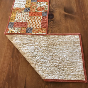Fall Colors Table Runner