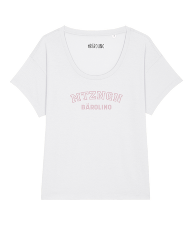 Bärolino Ladies Tee-Loose MTZNGN Original