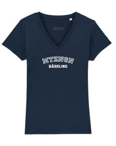 Bärolino Ladies Tee-V MTZNGN Original