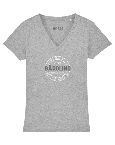 Bärolino Ladies Tee-V Stamp