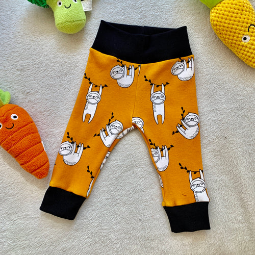 Toddler Pants | Sloths | Gender Neutral