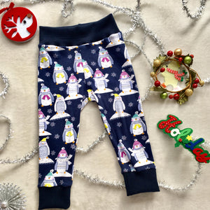 Jogger Pants | Penguins | Gender Neutral