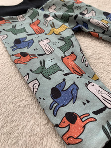 SewMeiMei Doggies Children Joggers Unisex