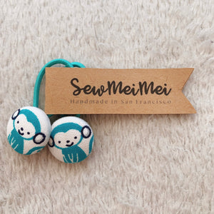 Hair Ties | Small | Monkeys