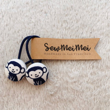Load image into Gallery viewer, Hair Ties | Small | Monkeys