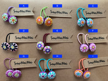 Load image into Gallery viewer, Hair Ties | Small | Flowers