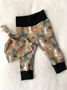 Toddler Pants | Wild Cats | Gift Set