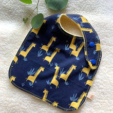 Load image into Gallery viewer, Baby Bibs | Giraffes