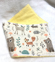 Load image into Gallery viewer, Burp Cloth | Forest Animals