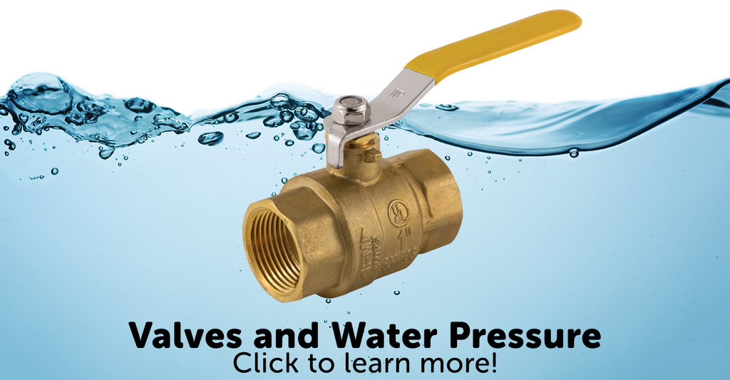 How Valves Affect Water Pressure in Homes