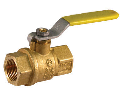 Threaded Premium Brass Ball Valve - Valve Warehouse