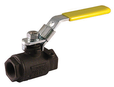 Threaded Carbon Steel Ball Valve 1000 WOG - Valve Warehouse