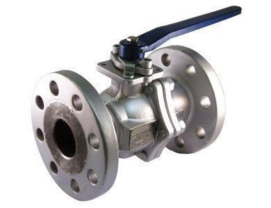 Stainless Steel Flanged Ball Valve 300 Class - Valve Warehouse