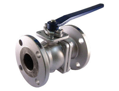 Stainless Steel Flanged Ball Valve 150 Class - Valve Warehouse