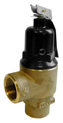 Lead Free Commercial Pressure Relief Valve