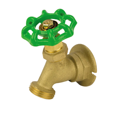 Threaded Lead Free Brass Sillcock