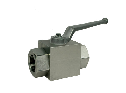 Threaded Carbon Steel Hydraulic Ball Valve