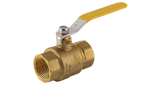 Threaded Lead Free Brass Ball Valve - Valve Warehouse