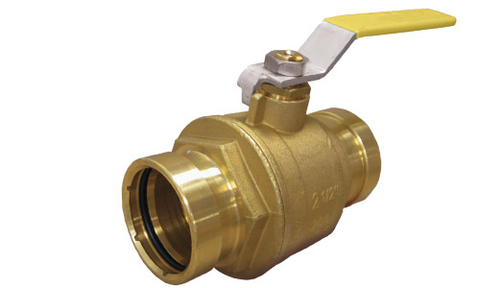 XLC Press Connection Premium Brass Ball Valve - Valve Warehouse