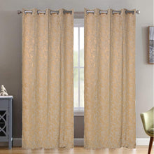 Load image into Gallery viewer, MNS  Capri Flowers Door Curtain
