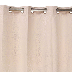MNS  Capri Classic Door Curtain