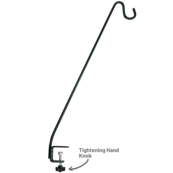 More Birds® 13 inch Deck Hook tightening hand knob