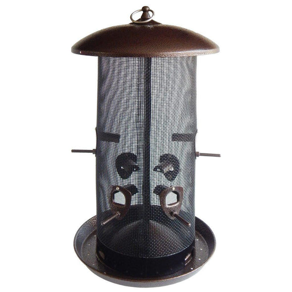 More Birds® giant combo screen feeder
