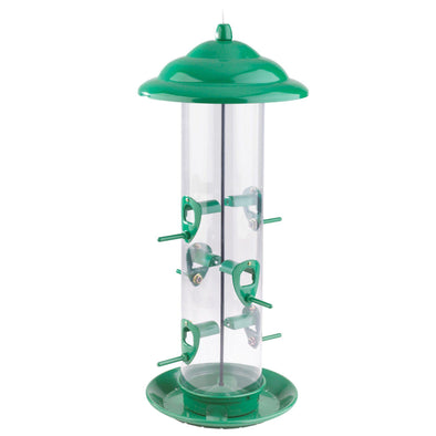 More Birds® Sedona High Capacity Sunflower Tube Bird Feeder, 4.4 lb. capacity Bird Feeder More Birds