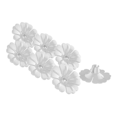More Birds® Replacement White Nectar Flowers, 7-pack