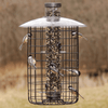 Droll Yankees® Squirrel-Proof Caged Sunflower Bird Feeder, 2.5 lb capacity, 20 in. Bird Feeder Droll Yankees