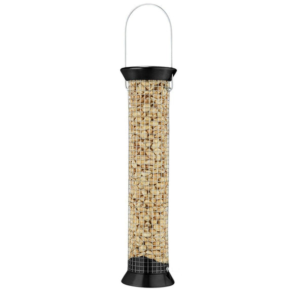 Droll Yankees® New Generation® Black Peanut Feeder, 1 lb. capacity, 13 in. Bird Feeder Droll Yankees