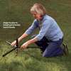 auger is easy to install and arthritic hand-friendly