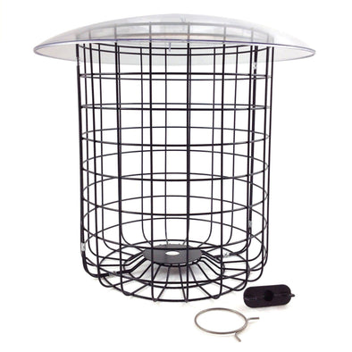Droll Yankees® Squirrel-Proof Domed Cage for Select 15 & 16 in. Bird Feeders