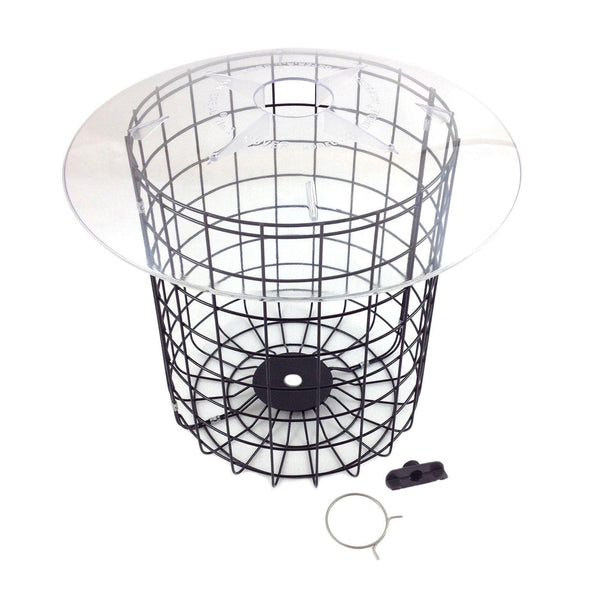 Droll Yankees® Squirrel-Proof Domed Cage for Select 15 & 16 in. Bird Feeders Accessory Droll Yankees