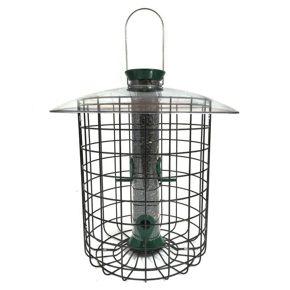 Droll Yankees Sunflower Domed Cage Feeder