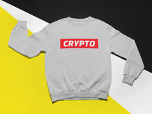 Load image into Gallery viewer, Crypto Sweatshirt